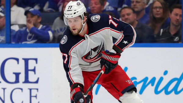 Anderson out 4-6 weeks for Blue Jackets