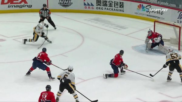 Kapanen scores in OT, Penguins defeat Capitals