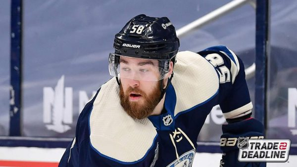 Savard acquired by Lightning in three-team trade