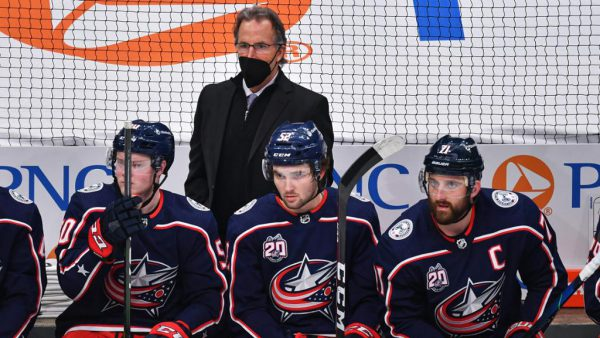 Blue Jackets must start over to compete for Stanley Cup, Tortorella says