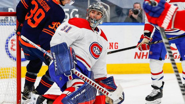 Price leaves game for Canadiens against Oilers