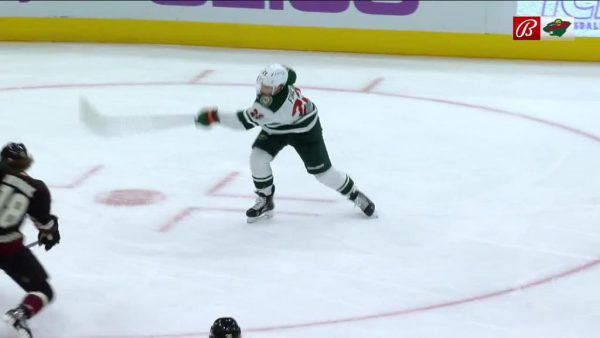 Fiala has goal, assist for Wild, who top Coyotes with fourth win in row