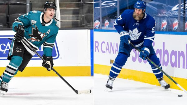 Marleau NHL games record not one Thornton plans to match