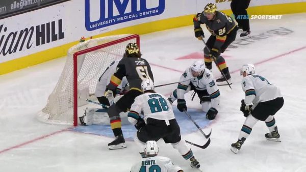 Marleau passes Howe for NHL games played record, Sharks lose to Vegas