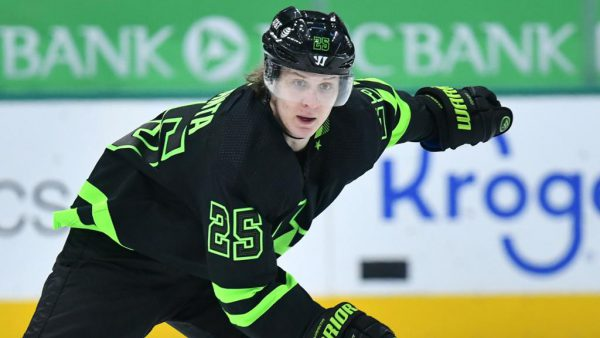 Kiviranta signs two-year, $2.1 million contract to remain with Stars