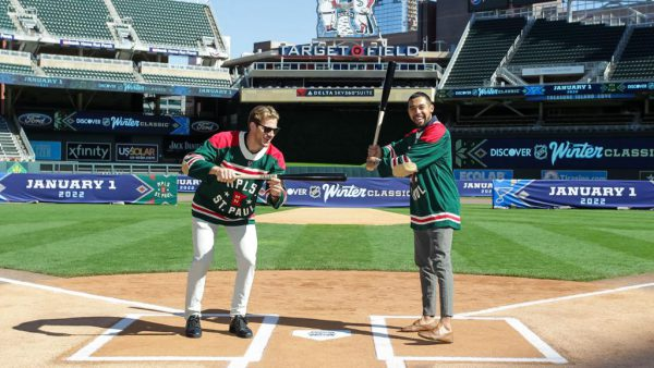 2022 Winter Classic between Wild, Blues to be played at night Jan. 1
