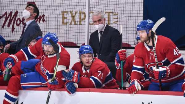 Ducharme hopes to return to Canadiens in playoffs as soon as possible