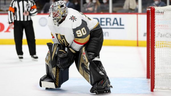 Lehner could start for Golden Knights in Game 4 against Canadiens