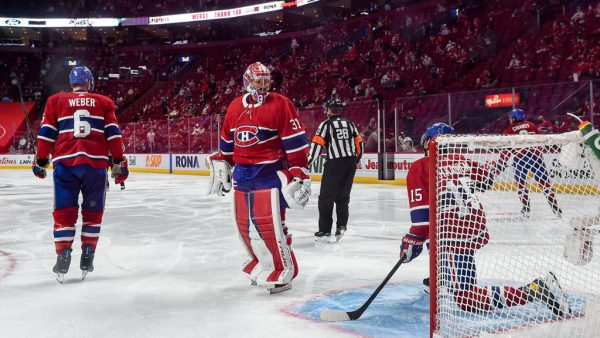 Canadiens remain confident after Game 4 OT loss evens Semifinals series